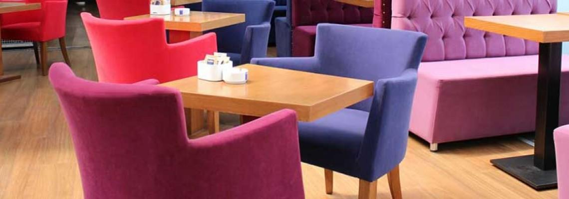 Bir Cafe Açmanın Maliyeti: Cafe Mobilya Seçimi