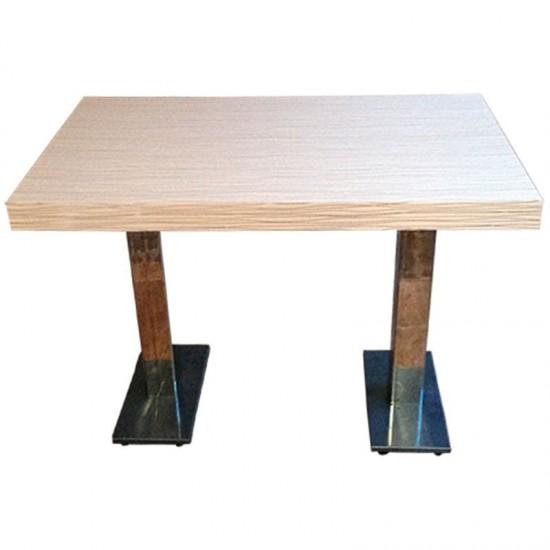 Dikdörtgen Cafe Masası (STN)
