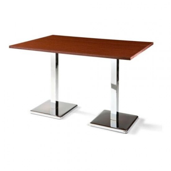 Dikdörtgen Cafe Masası