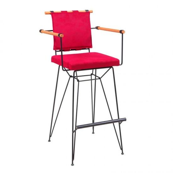 Penyez Metal Bar Sandalye